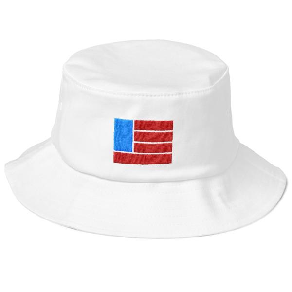 Freedom Fun Flag Bucket Hat