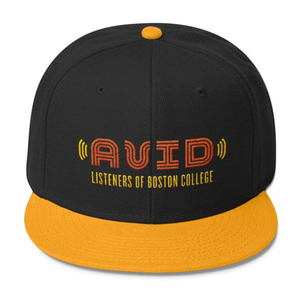 Avid Label Hat