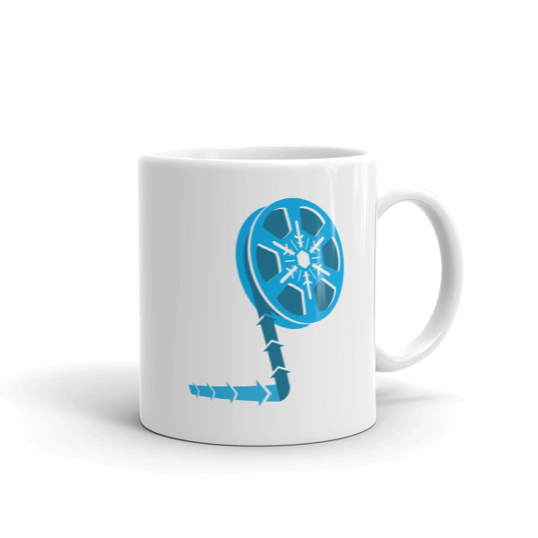 Cool Films Spool Up Mug