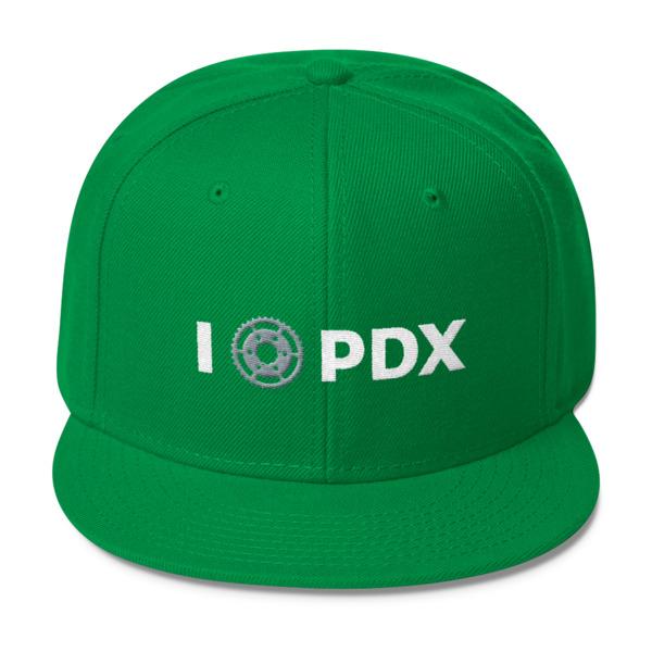I Sprocket Portland Hat