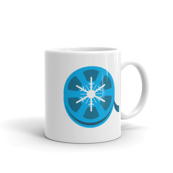 Cool Films Flake Reel Mug