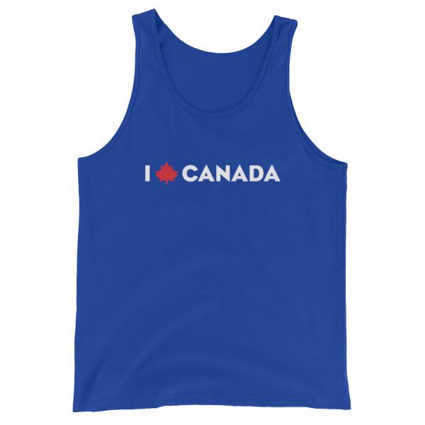 I Maple Canada Tank