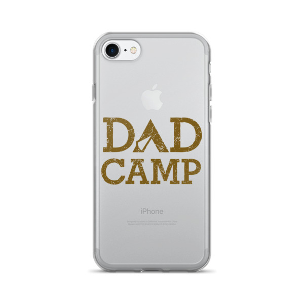 Dad Camp Case 7/7+ Clear