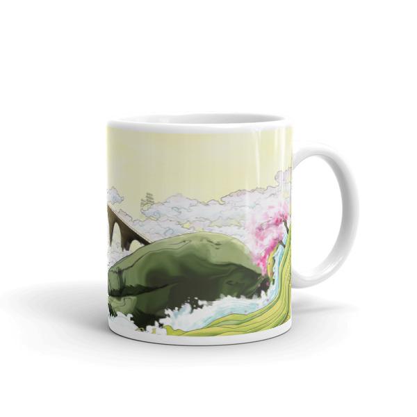 Ukiyo-e Mug