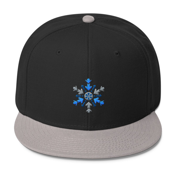 Cool Films Arrow Flake Snapback