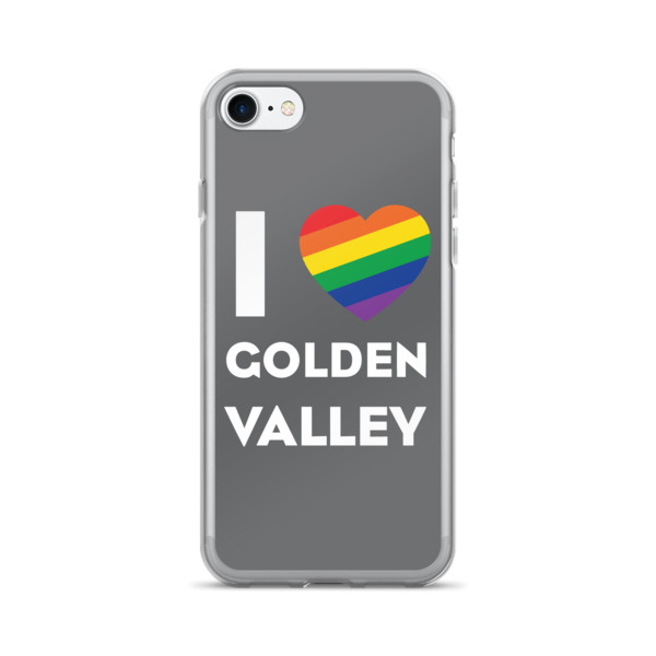 I Pride Golden Valley Case 7/7+