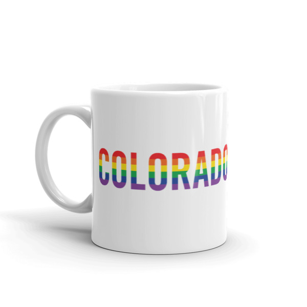 Colorado Springs Pride Mug