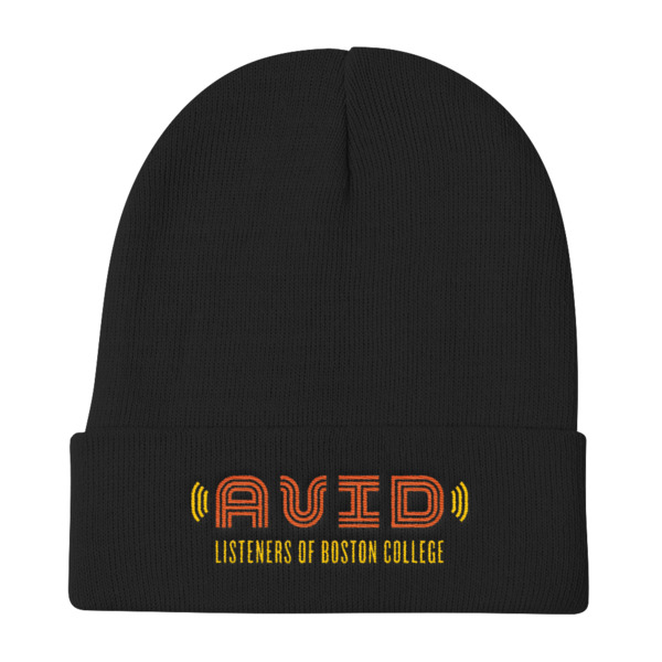 Avid Label Beanie
