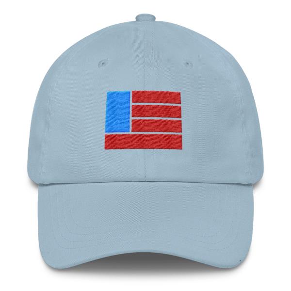 Freedom Fun Flag Buckle Hat