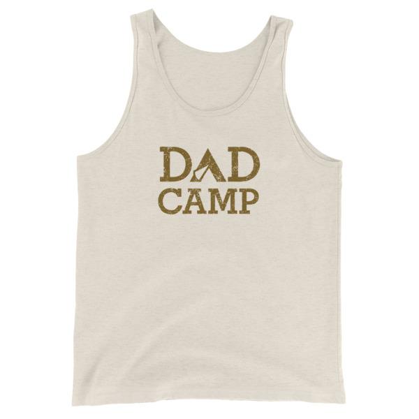 Dad Camp Tank