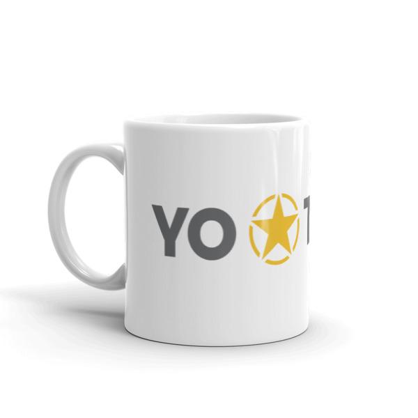 Yo Estrella Solitaria Texas Mug