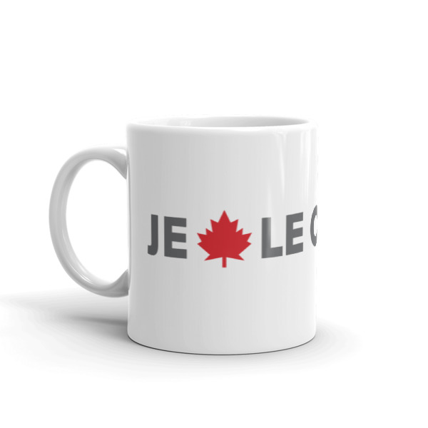 Je Érable le Canada Mug