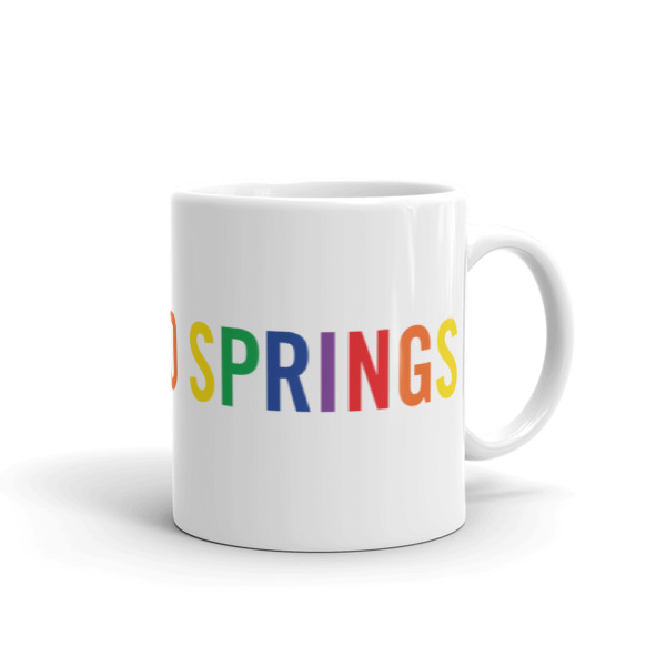 Colorado Springs Pride Mug 2