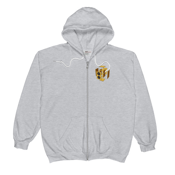 Stereo Assembly Zip-Up