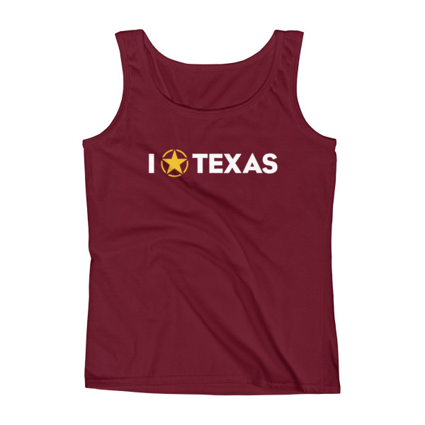 I Lone Star Texas Tank Women