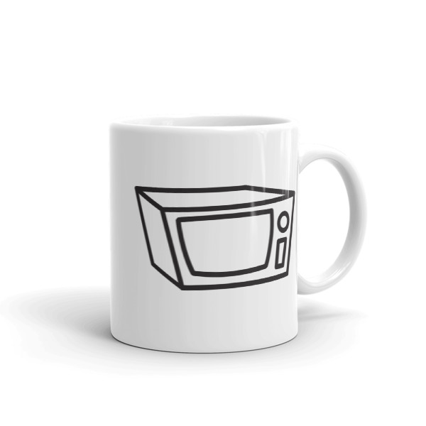Tuned In Mug