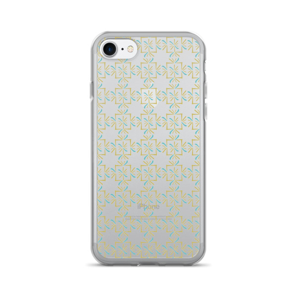 Asterisks Grid Case 7/7+