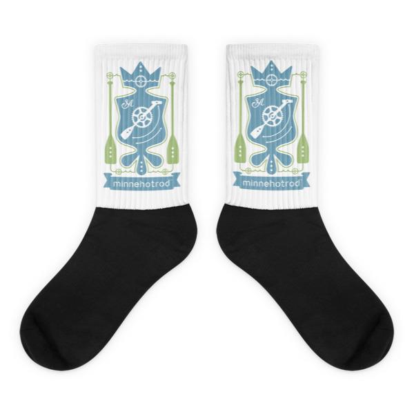 Minnehotrod Socks
