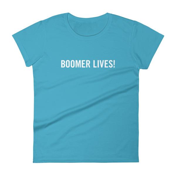 Boomer Lives Tee Women