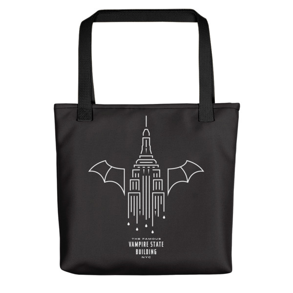 Dripping Fangs Tote