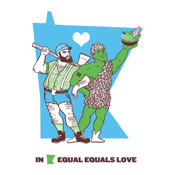 Equal Equals Love