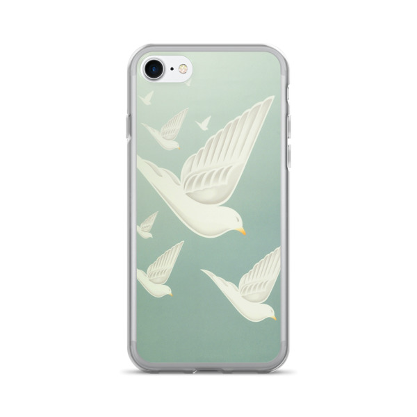 Diving Doves Case 7/7+