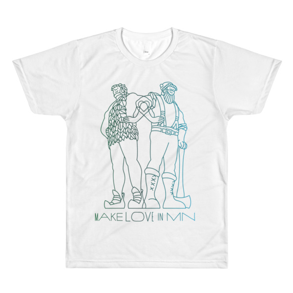 Make Love in MN Tee