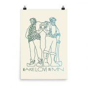 Make Love in MN Poster