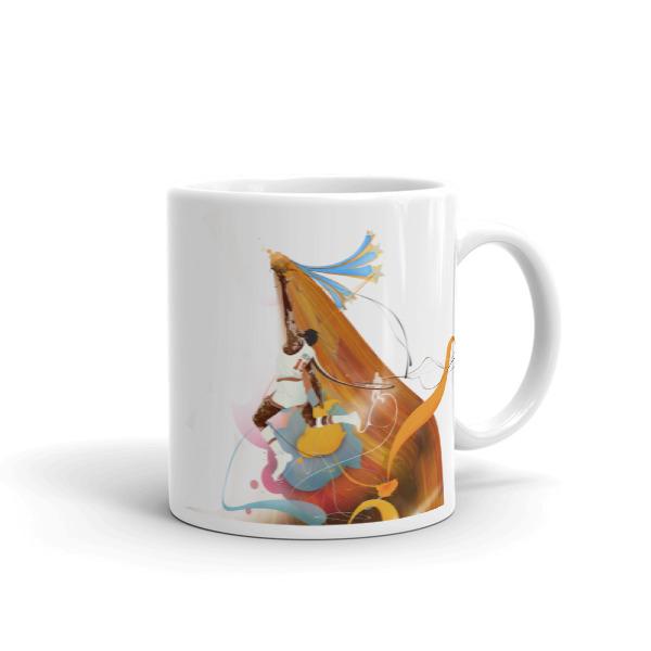 Jump Shot Mug