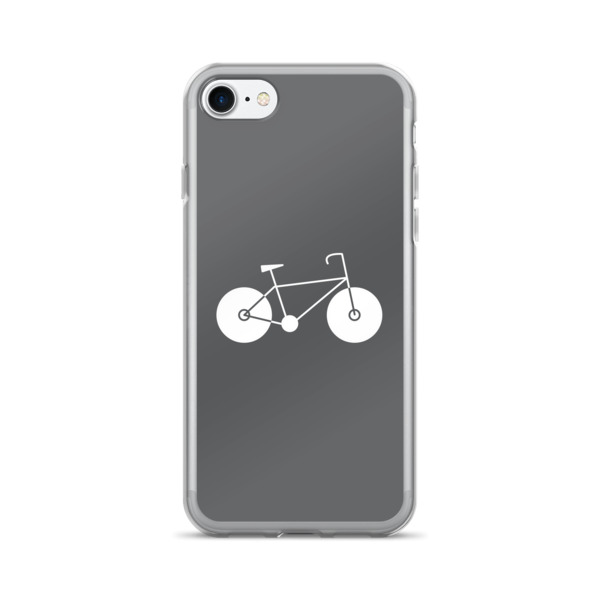 Nokomis Bike Case 7/7+ Gray