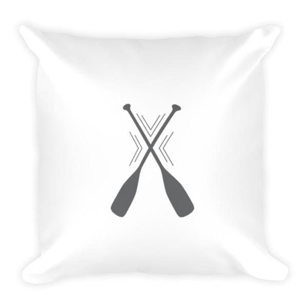Nokomis Paddles Pillow