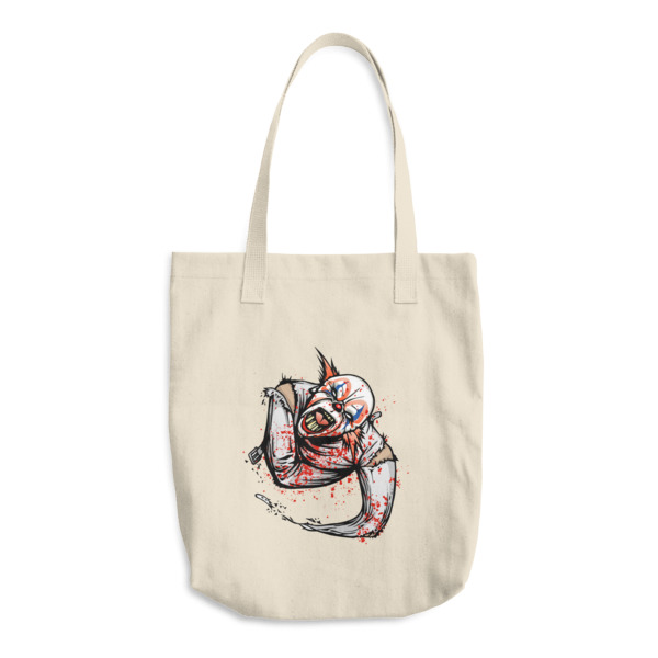 Scary Clown Tote