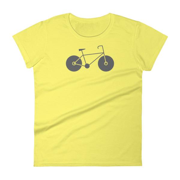 Nokomis Bike Tee Women Light