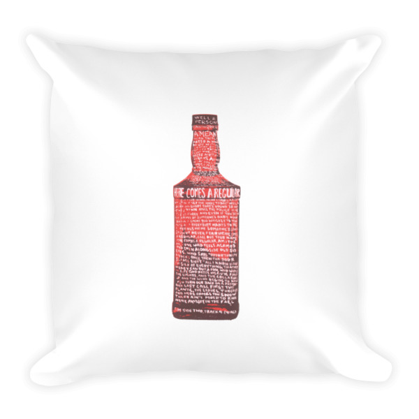 Regular Bottle Pillow