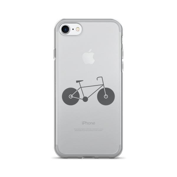 Nokomis Bike Case 7/7+ Clear