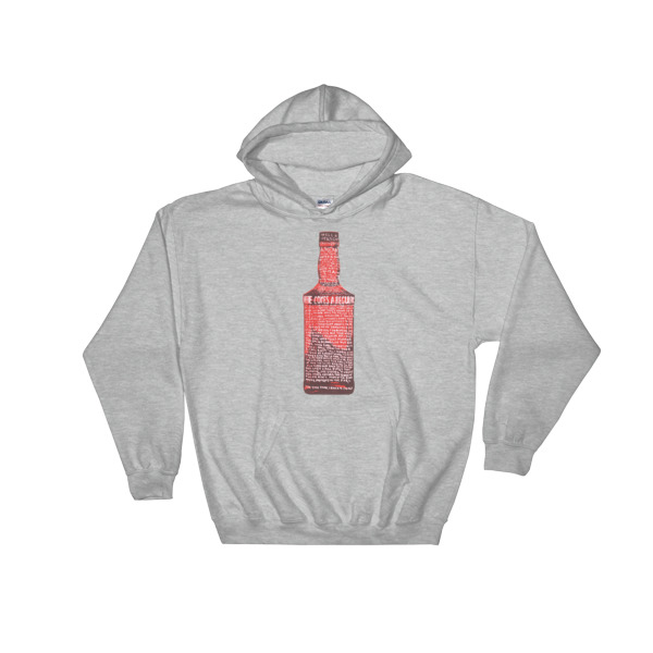 Regular Bottle Hoodie