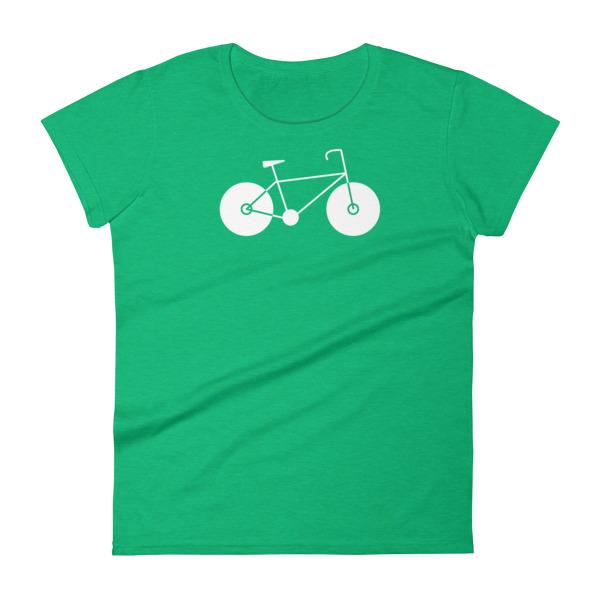 Nokomis Bike Tee Women Dark