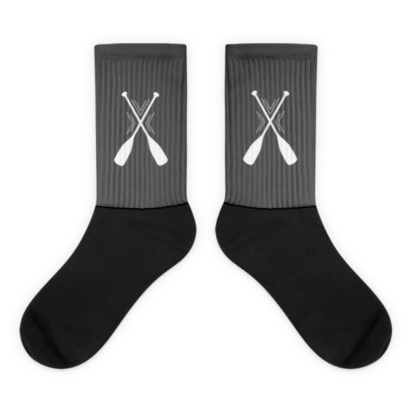 Nokomis Paddles Socks Gray