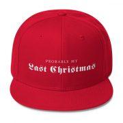 Last Christmas Hat