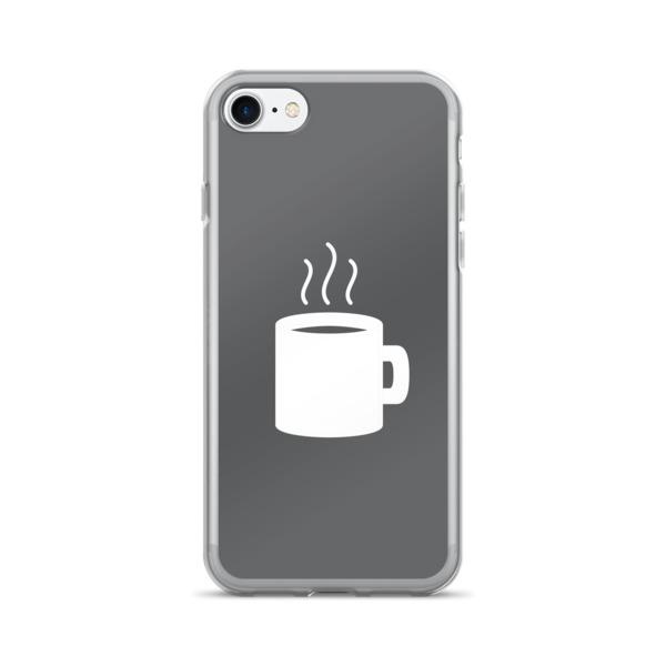 Nokomis Mug Case 7/7+ Gray