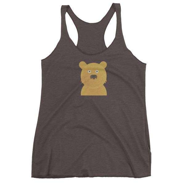 Bear Tank Women