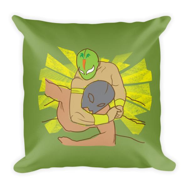 El Zanahorio Pillow