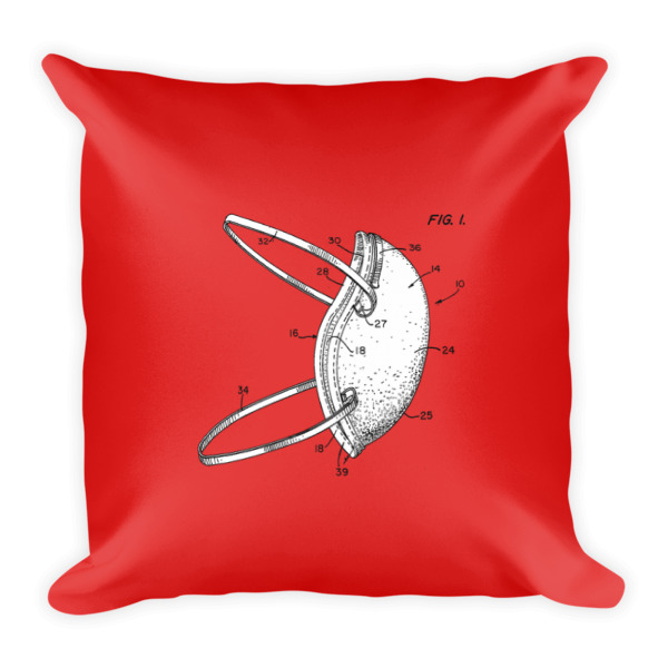 Dust Mask Pillow