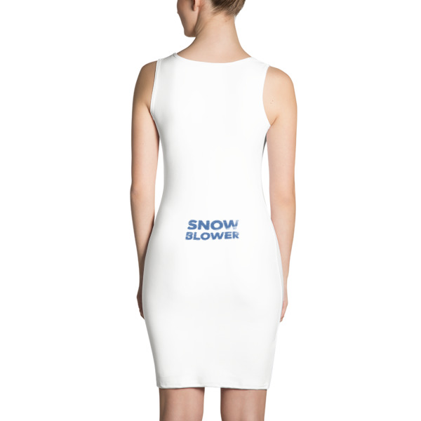 Snowblower Dress