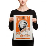 Preachers Poster Canvas