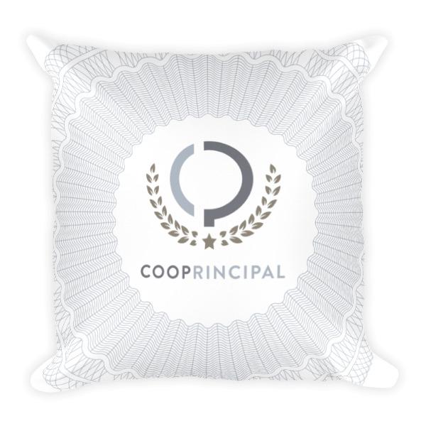 Cooperative Principal Pillow Guilloché