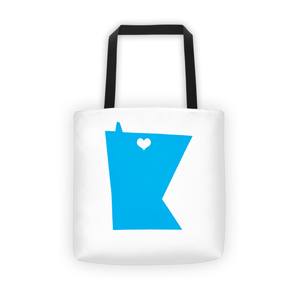 Equal Equals Love Tote White