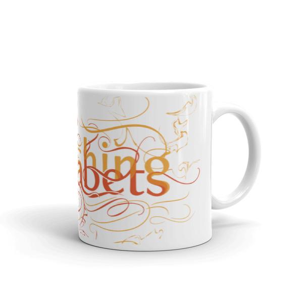 Smashing Alphabets Mug