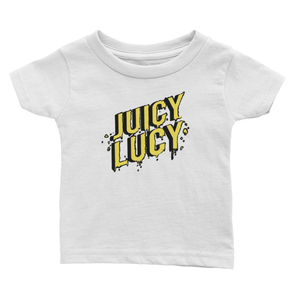 Juicy Lucy Tee Baby Wordmark