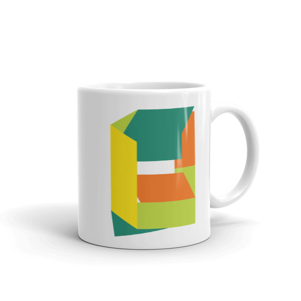 Rectangle Mug